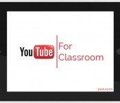 how to use youtube in classrom.