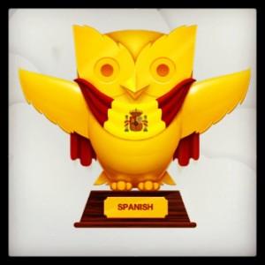 duo Spanish trophy