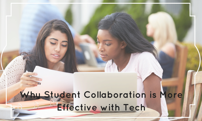 Student Collaboration is More Effective with Tech