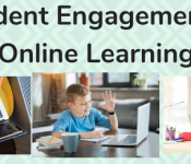 student engagement online learning