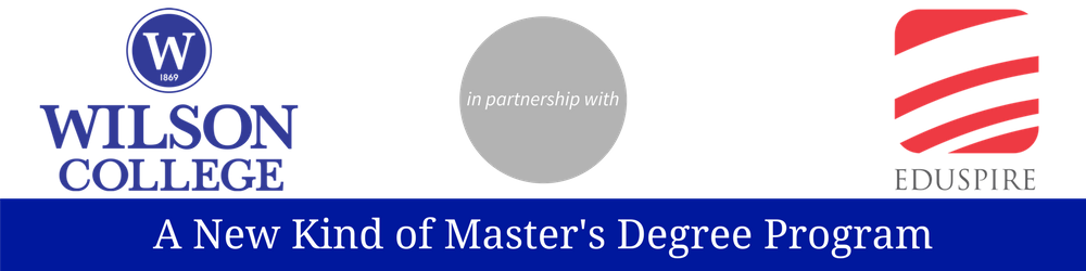 Master Of Educational Technology Program Wilson College In